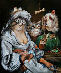 Les chats de Sylvia Karle-Marquet (26)