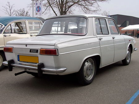 RENAULT 10 Major 1966 Bourse Echanges Auto Moto de Chatenois 2009 2