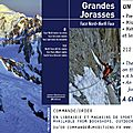 Topo grandes jorasses disponible le 15 novembre