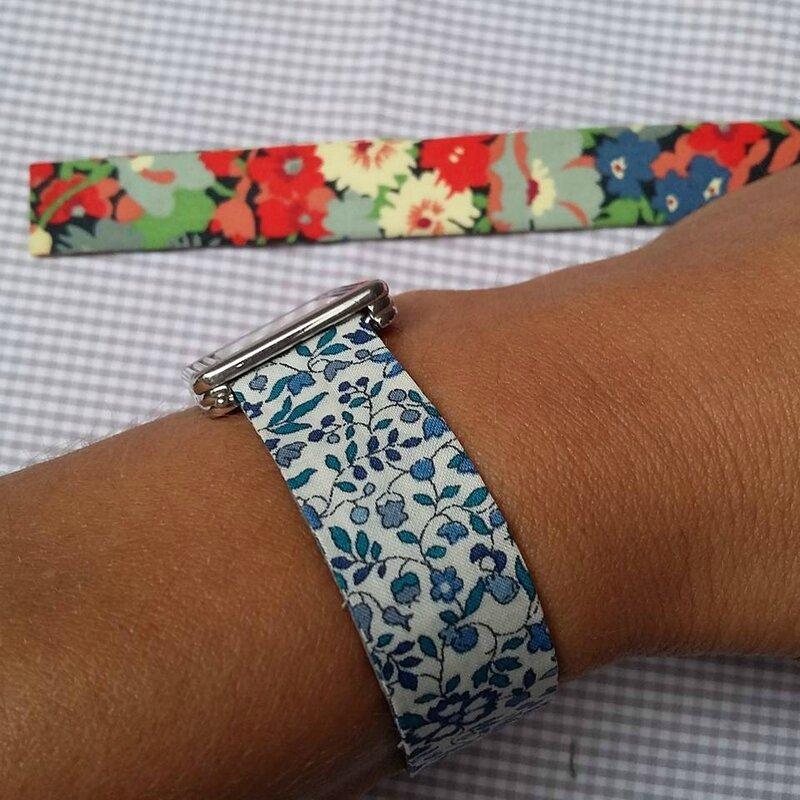 bracelets montre en liberty