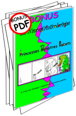 bONUS PDF Pack Princesses M R