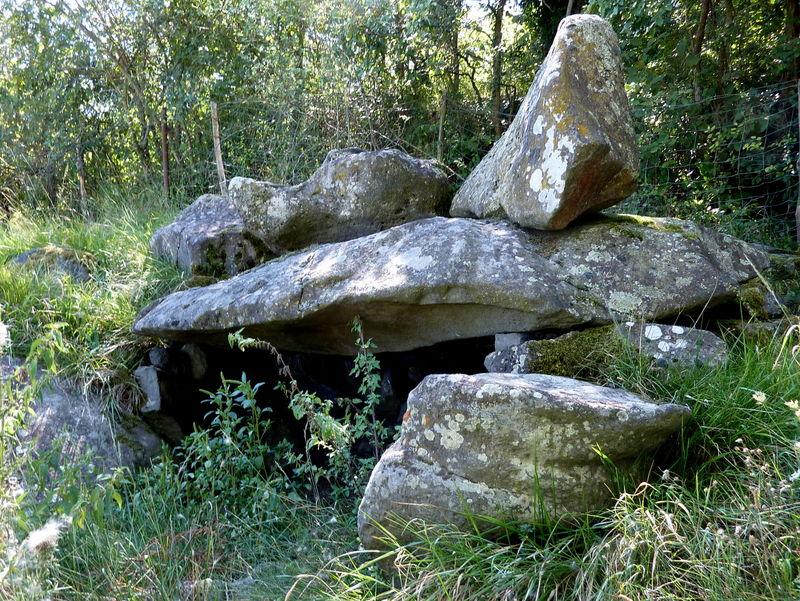dolmen de Loubaresse