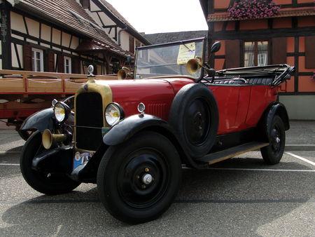 CITROEN B14 Torpedo 1926 Lipsheim Retro 2010 1