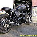 003 - CAFE RACER : Triumph 900 Thruxton