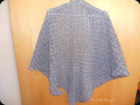 shawlette rond