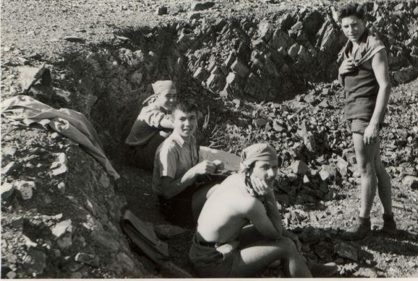 21 tbg pat des cp djebilets 1953