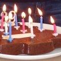 Gâteau au chocolat aux courgettes !!! sans gluten et sans lait