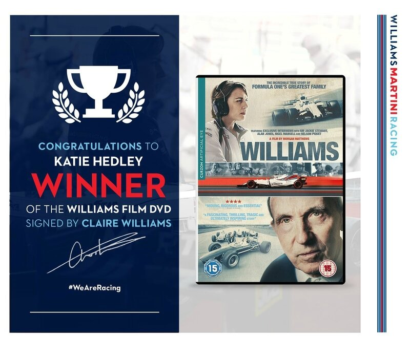 WIN WILLIAMS TICKETS
