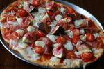 Pizza figues, jambon, gorgonzola 006