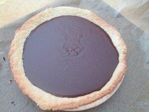 Test mes gâteaux 5 en 1 Happycom Tarte au chocolat25