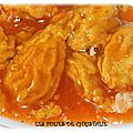 Gratin de gnocchis potimarron (sans gluten )