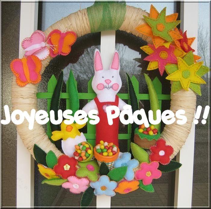 pâques, halloween feutrinealbum photos  clos bricolages