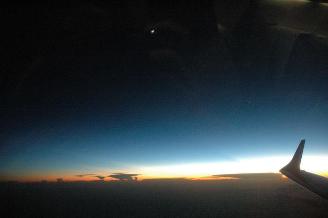 48 coucher de soleil et lever de lune en arrivant sur - Heure de lever et coucher de la lune ...
