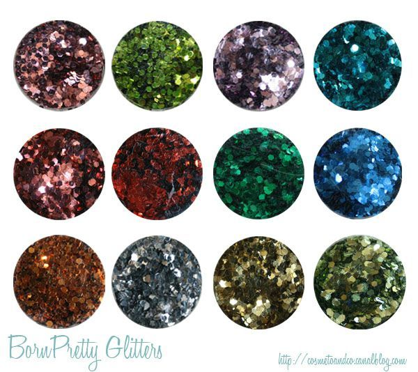 BP paillettes