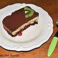 No-cheesecake kiwi chocolat