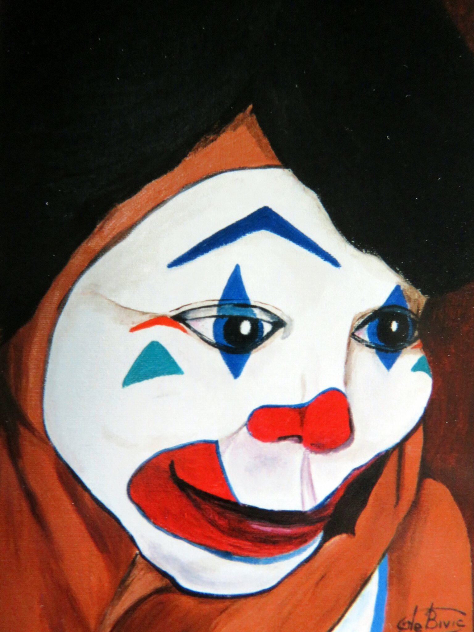 enfant-clown