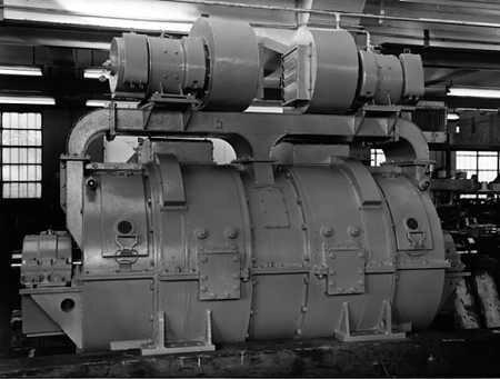 moteur électrique hertha par Siemens-Schuckert AG