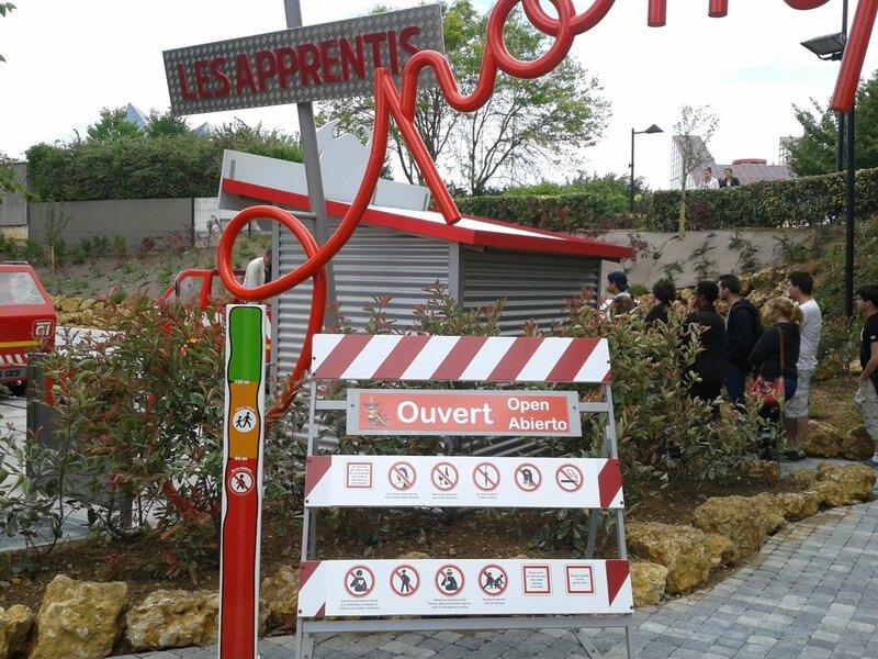 Les apprentis pompiers : informations