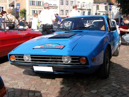 SAAB Sonett III 1971 Festival Automobile de Mulhouse 2009 1
