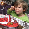 A spider birthday;-)