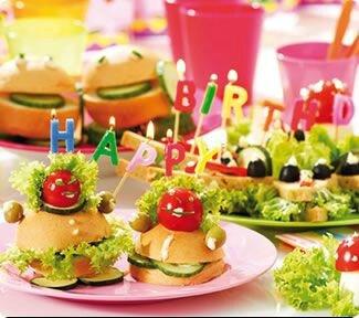 buffet pour une f te d enfants gastronomie et v nements. Black Bedroom Furniture Sets. Home Design Ideas