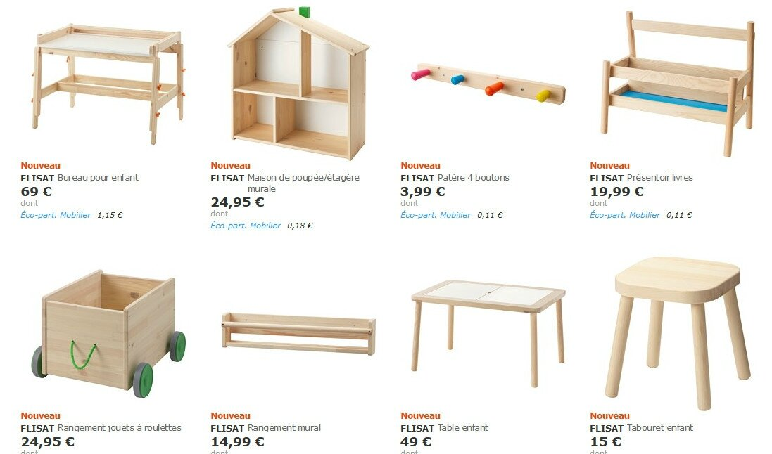 ikea g te les enfants les astuces de bubus. Black Bedroom Furniture Sets. Home Design Ideas