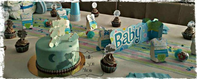 baby shower cake boy prunillefee 2