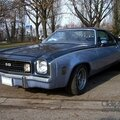 Chevrolet el camino ss race pack-1973