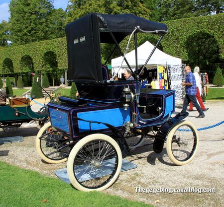 Graut stamhope dampfwagen torpedo de 1900 (9ème Classic Gala de Schwetzingen 2011) 02