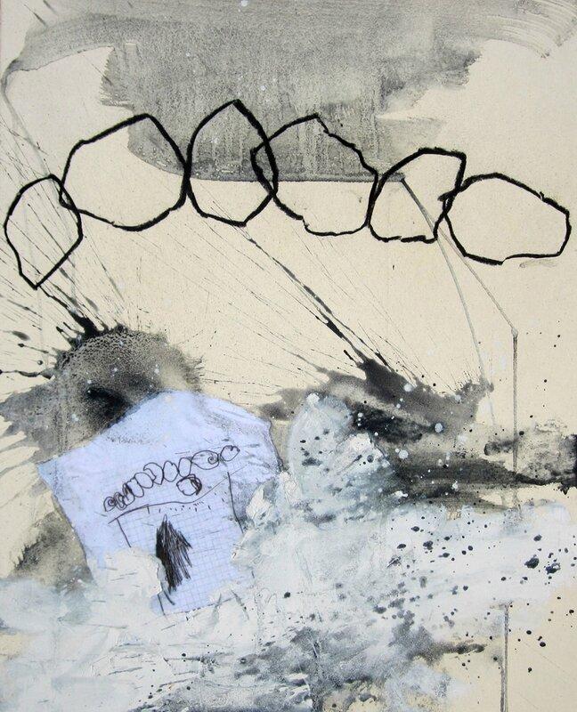 Sylvain Guerineau - dix variations sur un dessin d'AppO