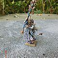 Magicien haut elfe , baliste à répétition elfes noirs , chariot de guerre orques