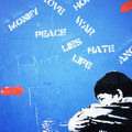 Peace, money, war & love