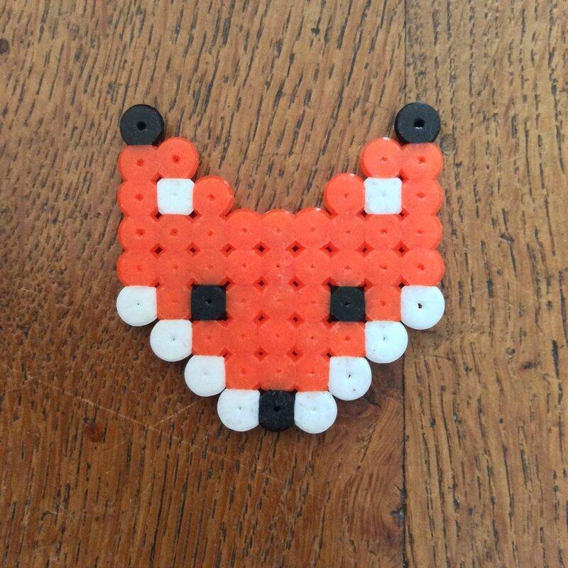 Fox Hama verso