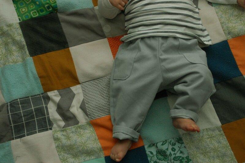 pantalon c'est un garçon Marcus 02