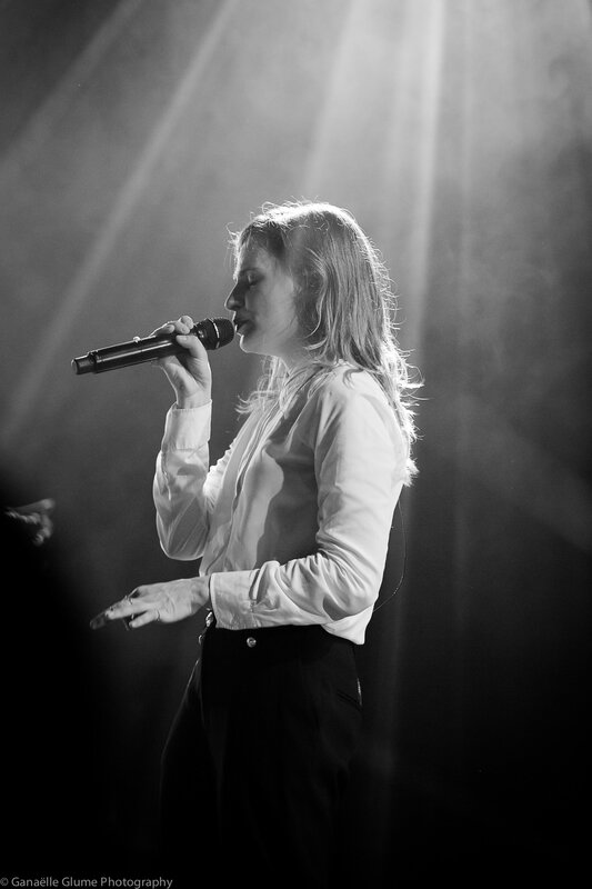 Christine and the queens concert oct14-2408