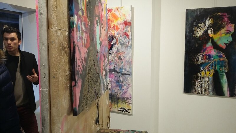 vernissage extra muros Paris