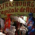 Strasbourg - les Chalets du Marché de Noël