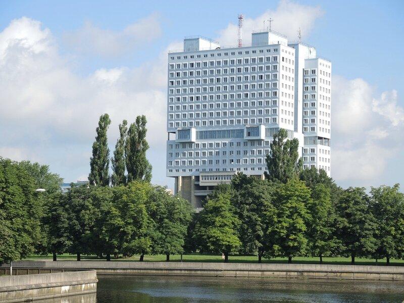 Kaliningrad, maison des Soviets