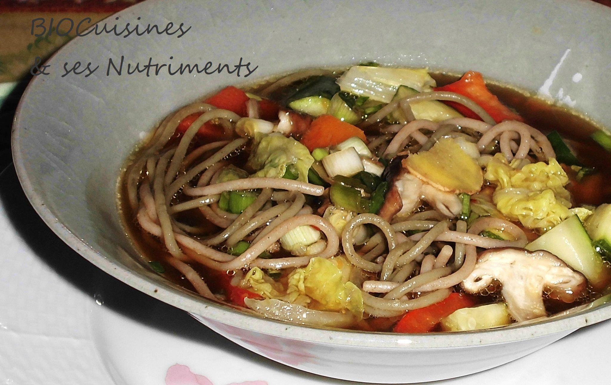legumes nouilles completes miso