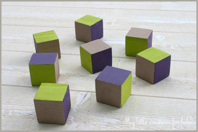 Cubes a empiler 1