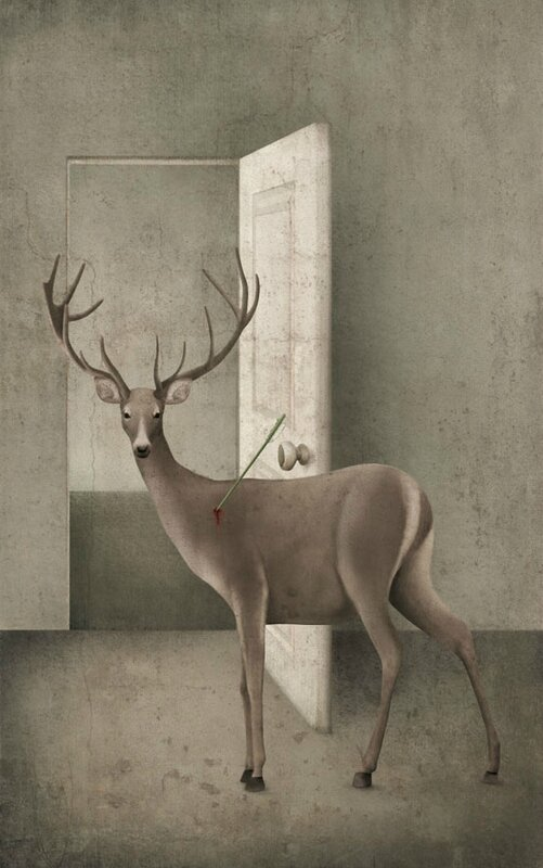 Gabriel Pacheco 1973 - Mexican Surrealist Visionary painter - Tutt'Art@ (8)