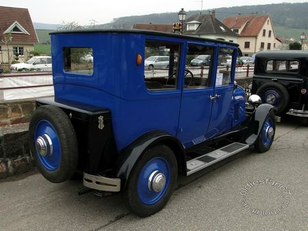 citroen b14 berline, 1928, bourse de soultzmatt 2013 4