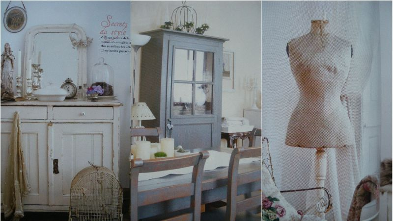 Maison romantique for Maison romantique