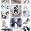 Mariage en hiver : une ambiance particulière...