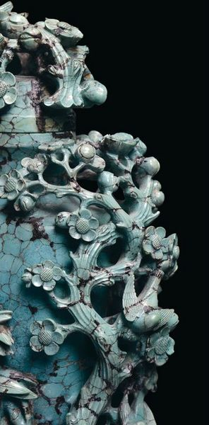 -turquoise-capped-vase-finely-sculpted-136818604437984