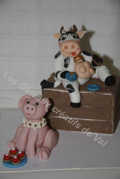 Modelage cochon 005