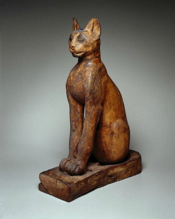 "Cincinnati Art Museum presents ""Divine Felines: Cats of Ancient Egypt"""