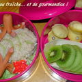 Lunchbox #8 'Fonds marins'