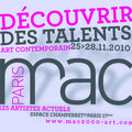 Dcouvrez l'art contemporain  MACParis