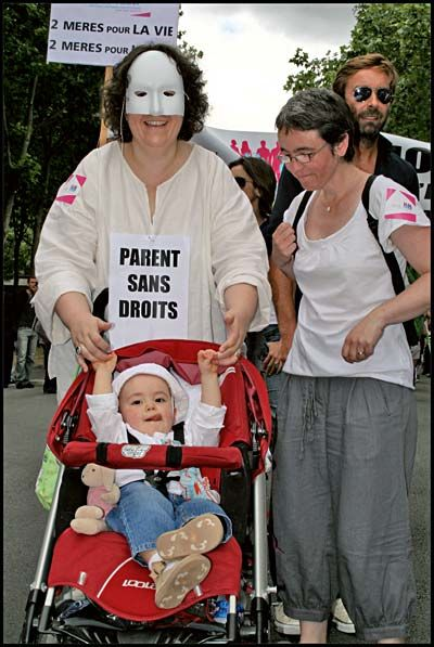 Parents sans droits